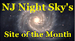 NJ Night Sky Site of the Month